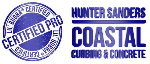 Hunter Sanders - Coastal Curbing & Concrete - Lil' Bubba® Certified Pro